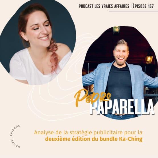 Analyse de la stratégie publicitaire pour la deuxième édition du bundle Ka-Ching avec Pedro Paparella