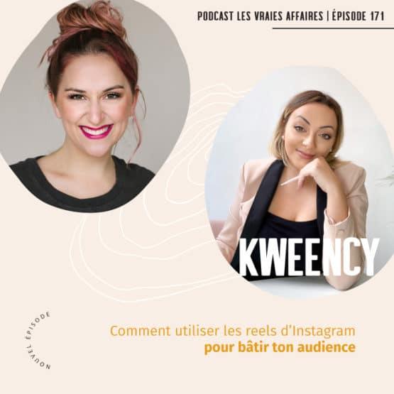 Comment utiliser les reels d'Instagram pour bâtir ton audience avec Kweency